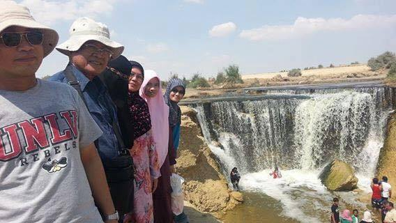 Air Terjun Mesir Egypt