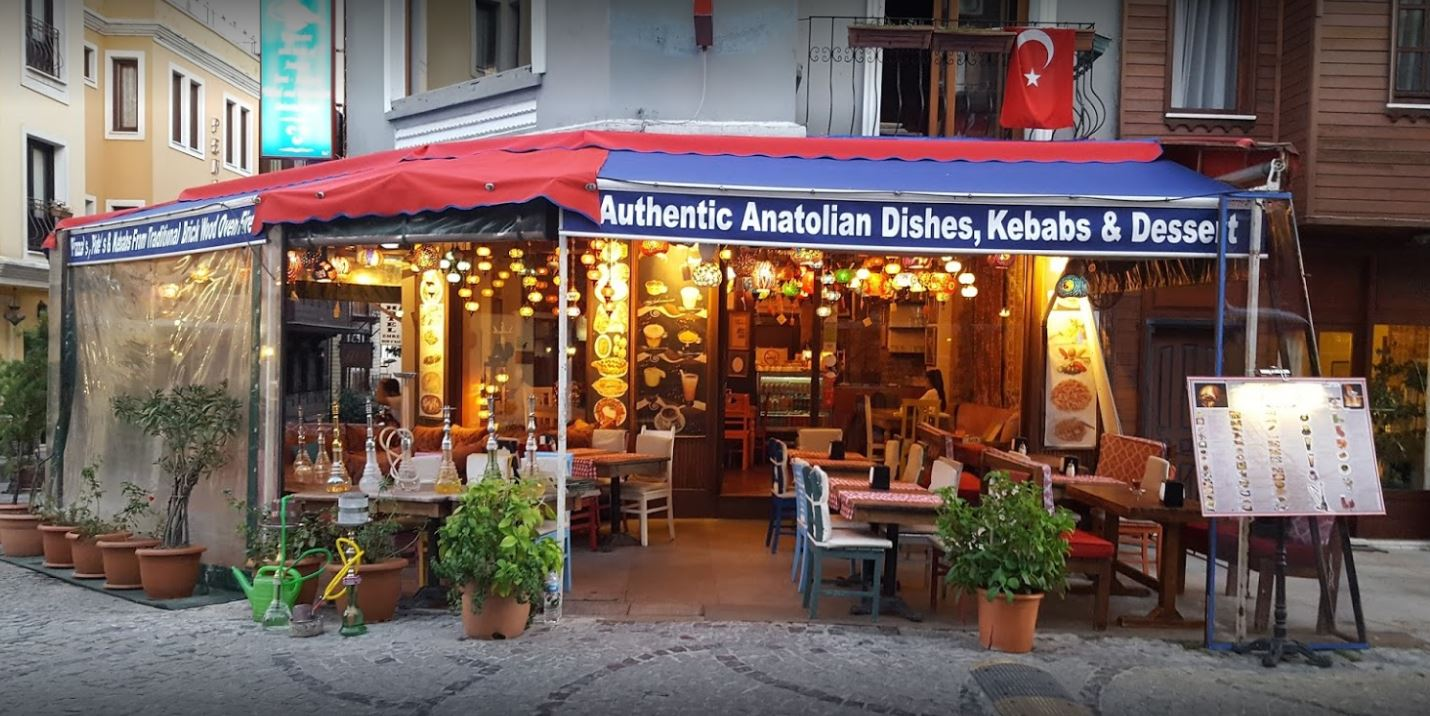 Café Rumist Istanbul Turki