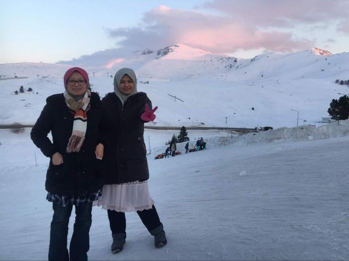 Gunung Uludag Turki