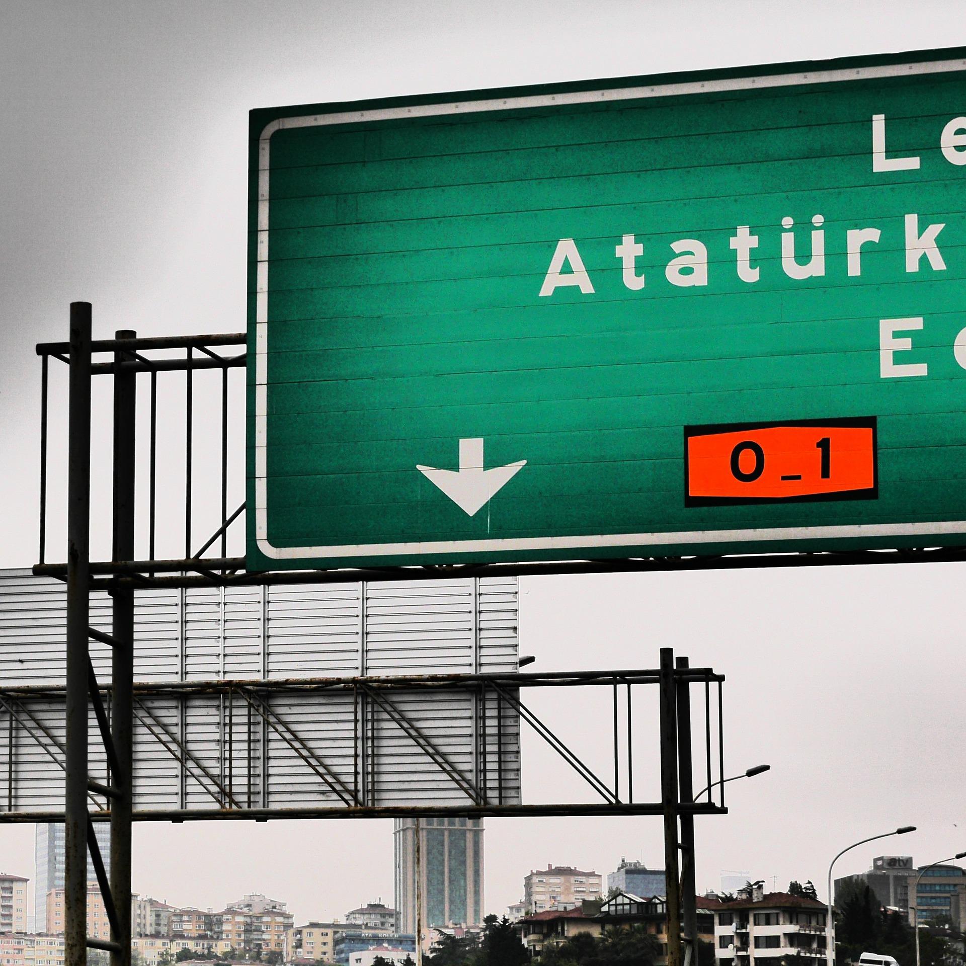 Highway dan Tol di Istanbul
