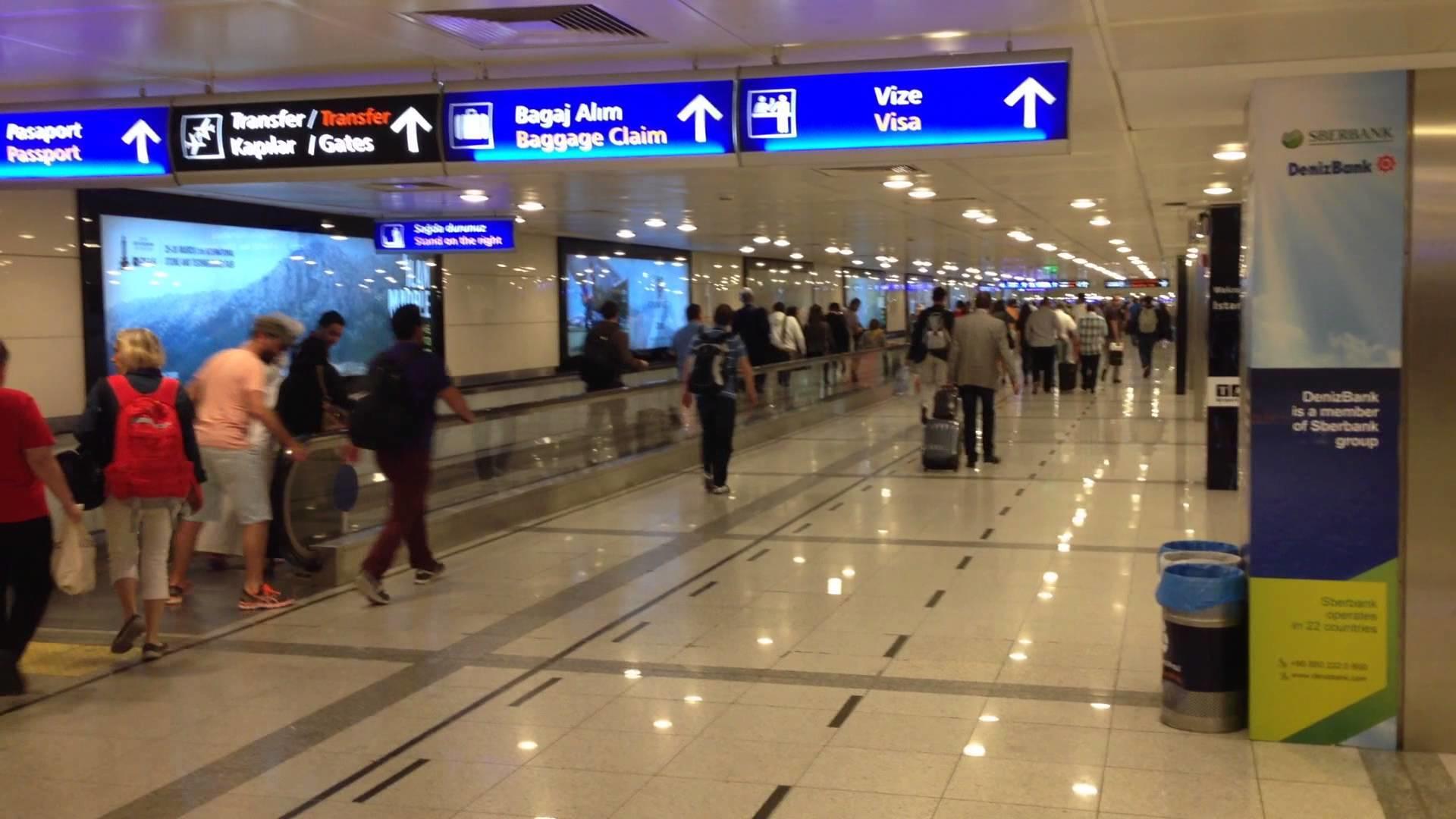 Kereta Sewa Airport Istanbul Turki