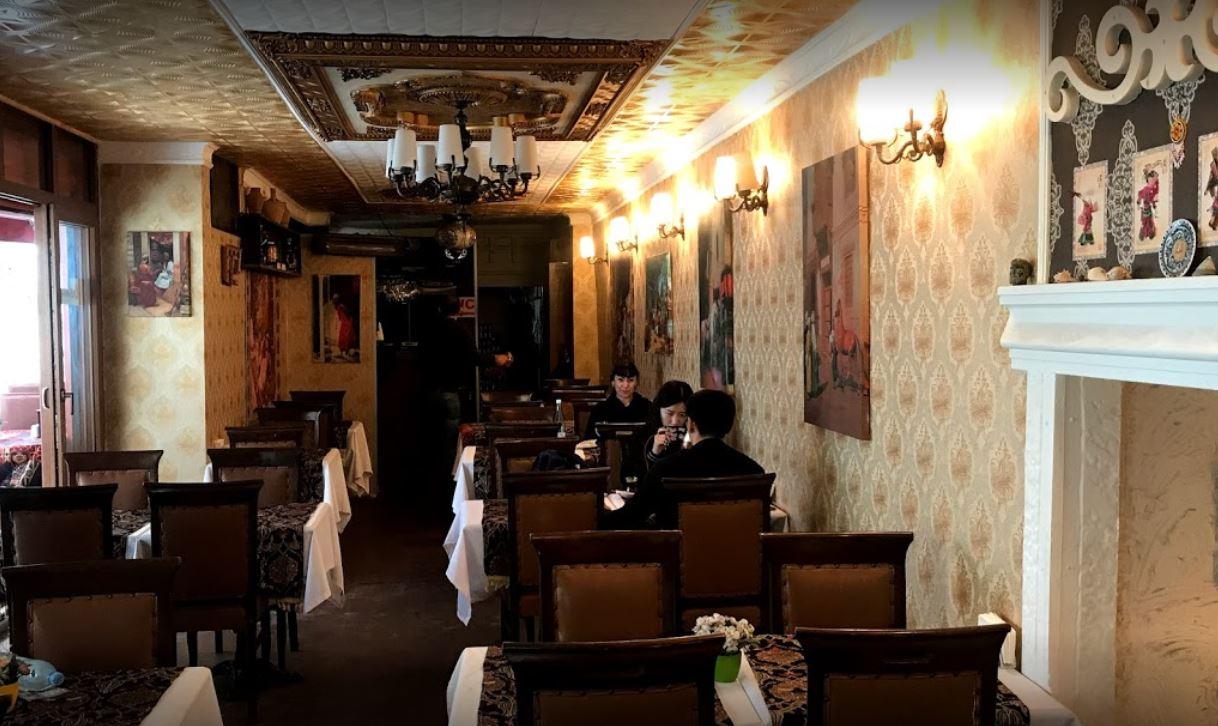 Old Ottoman Café & Restaurant Istanbul Turki