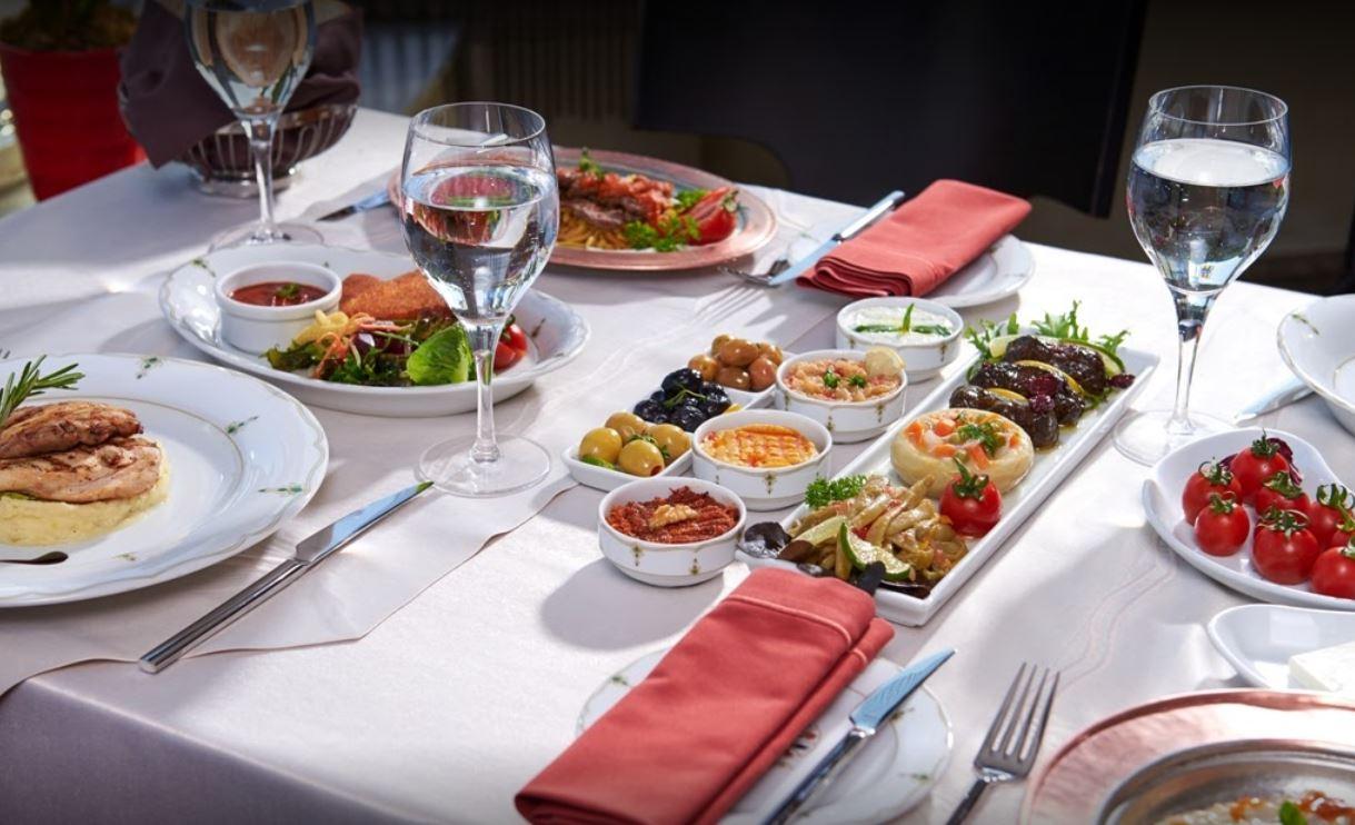 Olive Anatolian Restaurant Istanbul