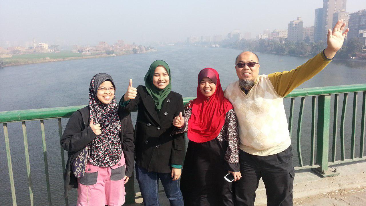 Pakej Bercuti ke Mesir