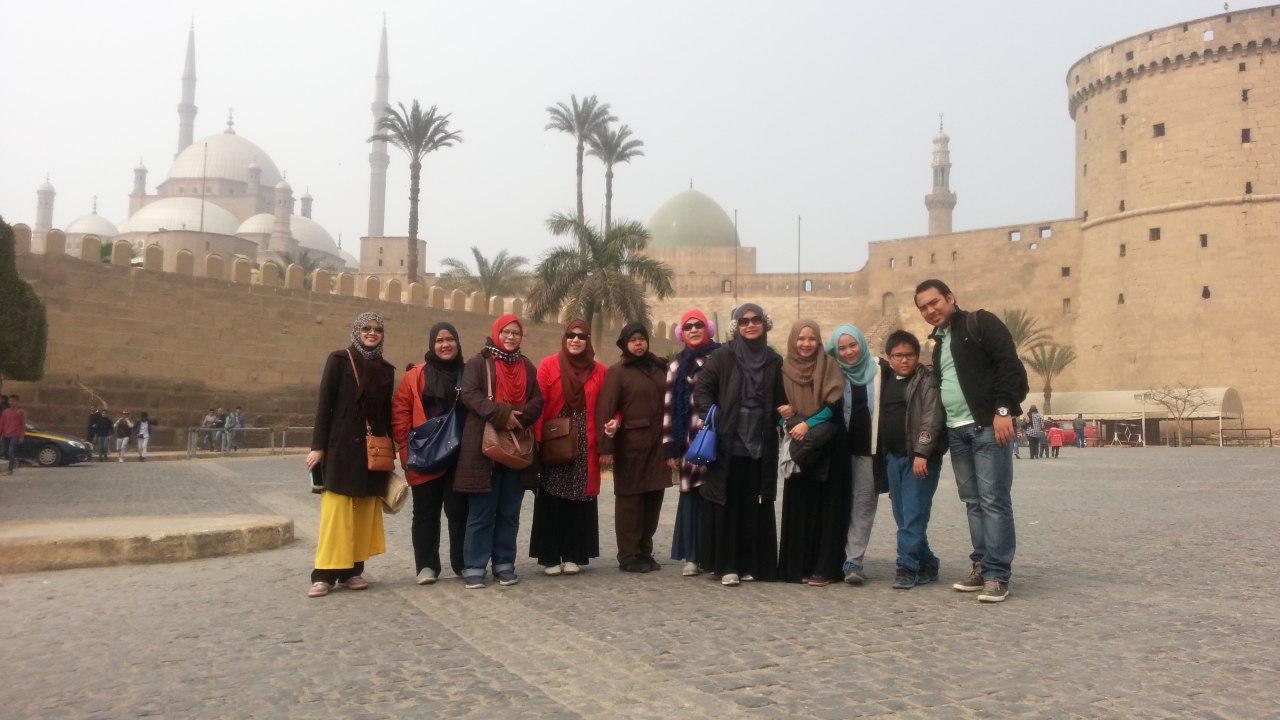 Pakej Melancong Ke Mesir