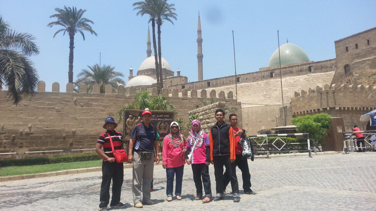 Egypt / Mesir 8 Hari 7 Malam