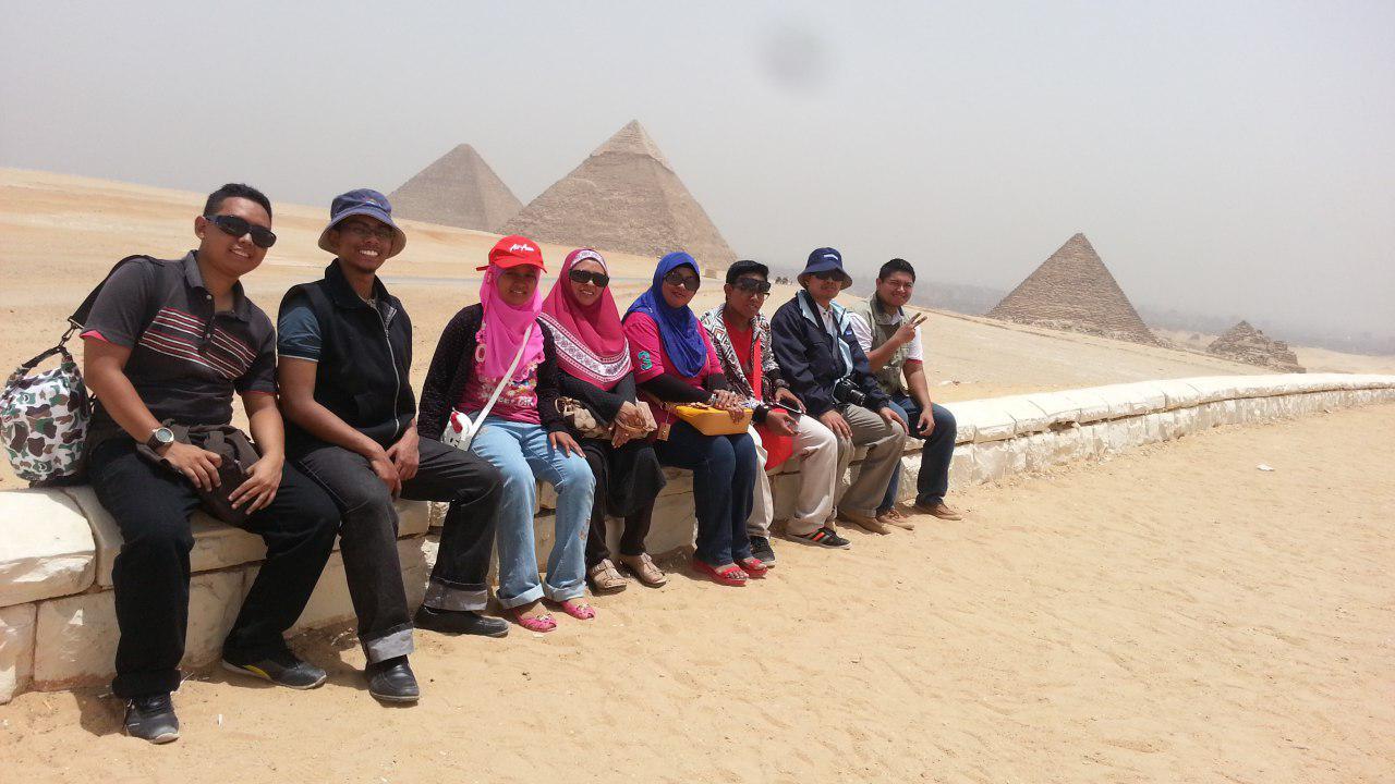 Pakej Mesir Egypt Piramid