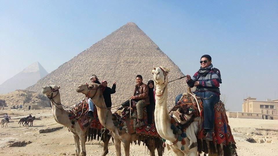 Pakej Mesir Egypt