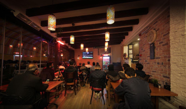 Rainbow Café & Restaurant Istanbul