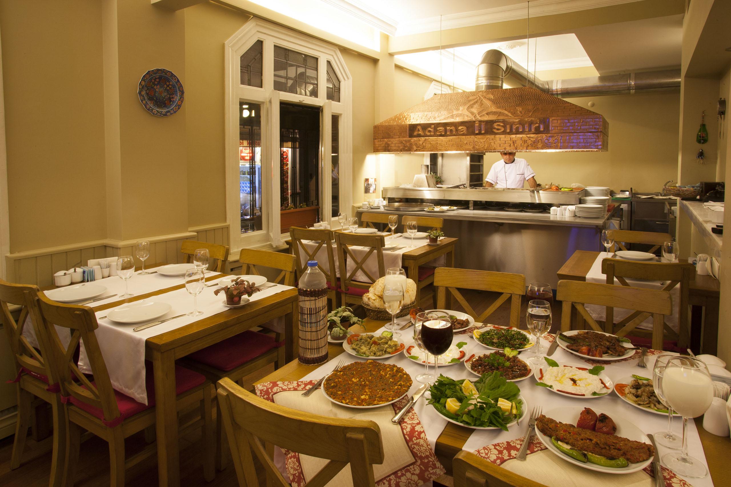 Restoran Buhara Ocakbasi Istanbul