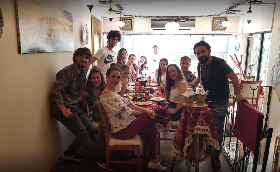 Restoran Erhan Istanbul Turki