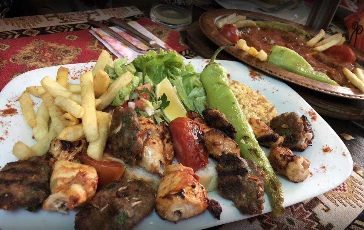 Sofya Kebab House Istanbul Turki