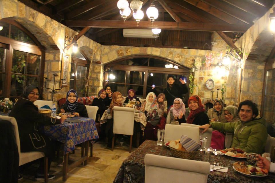 Tempat Makan best di Istanbul