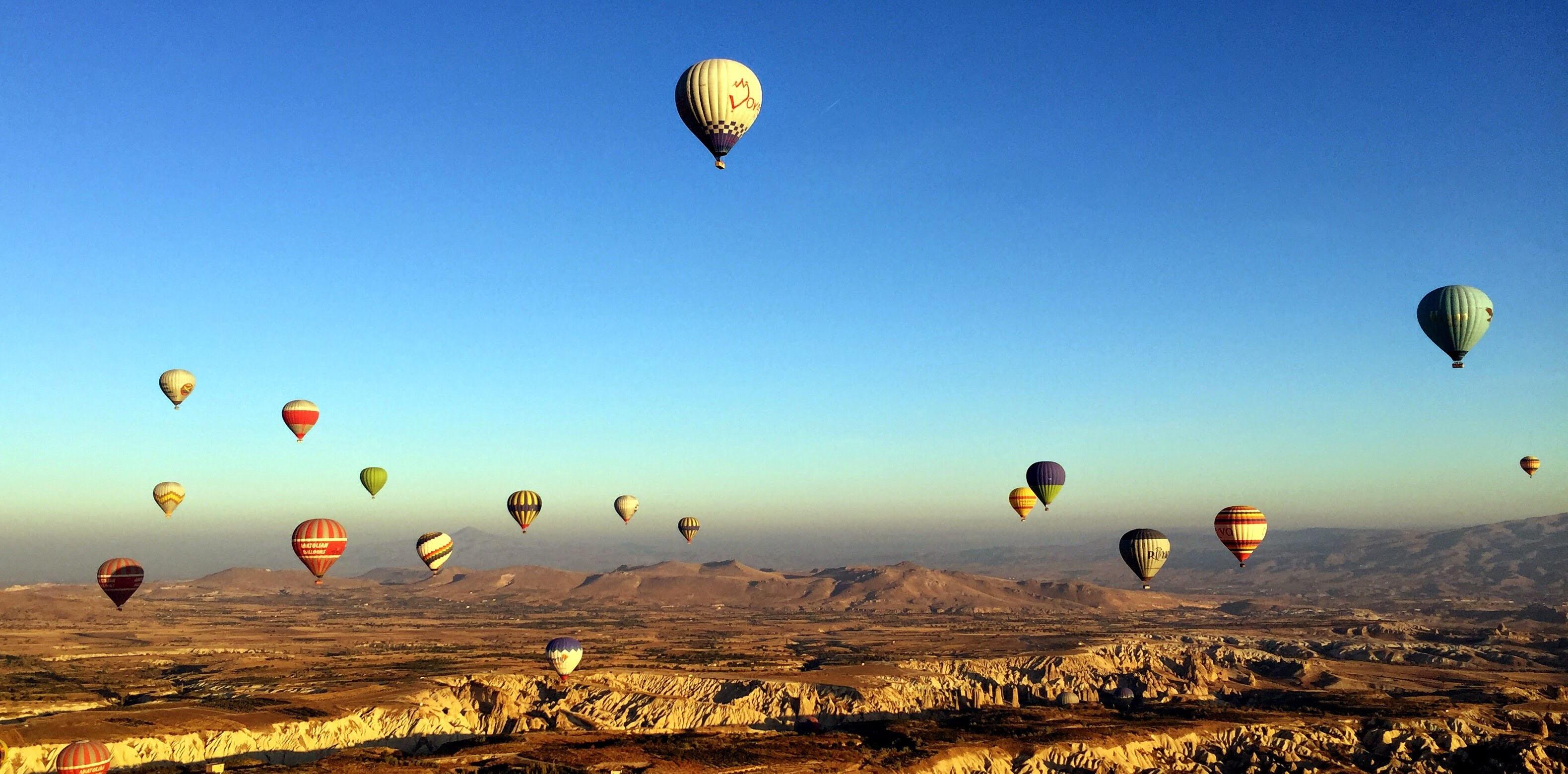 apa yang menarik di Turki