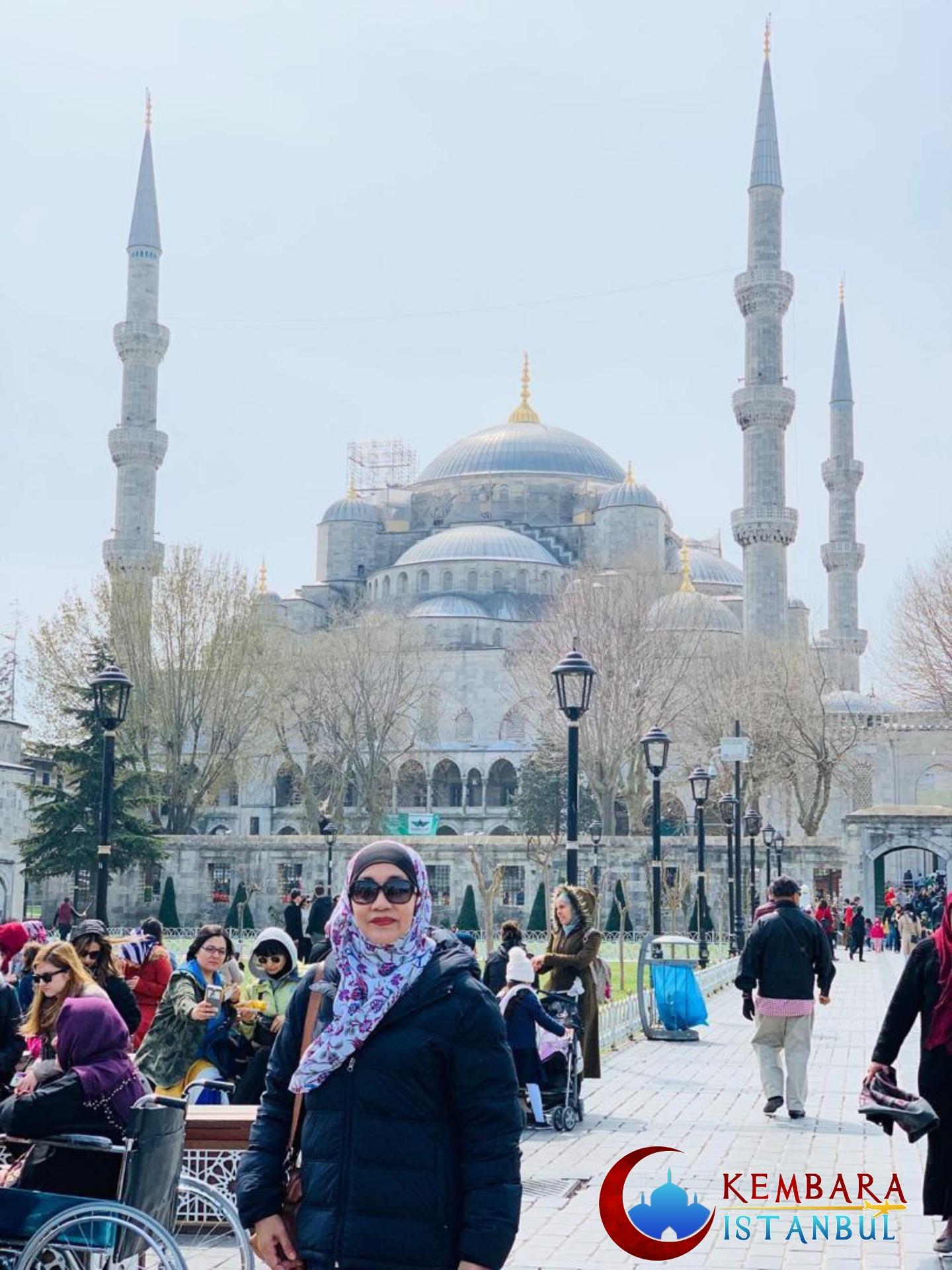 Istanbul aku datang