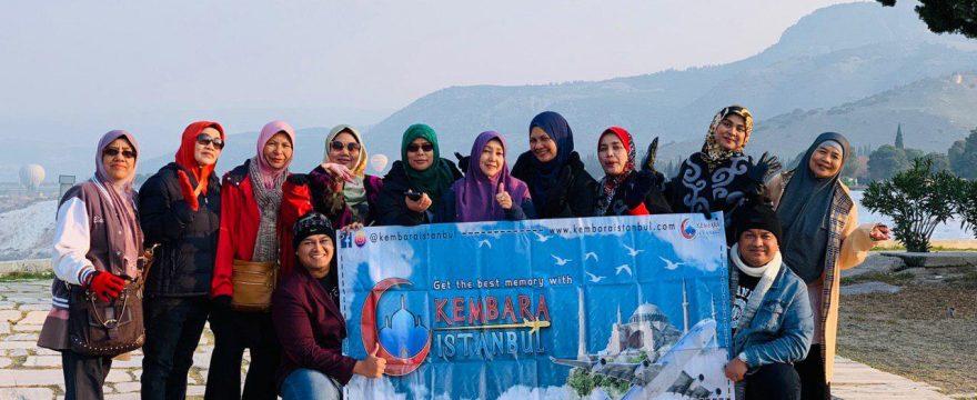 Pakej Melancong Ke Turki