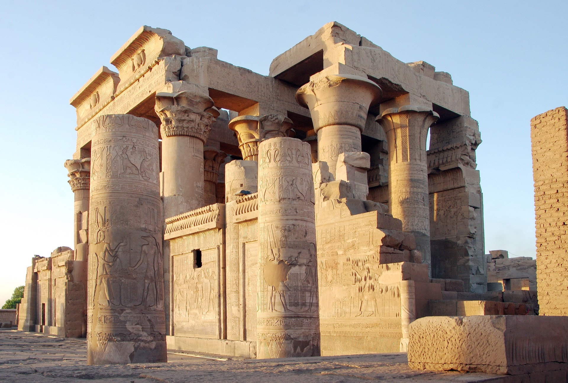 Kuil Kom Ombo Mesir